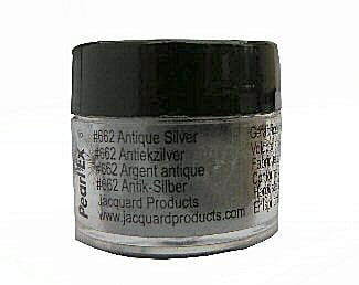 Antique silver ((662) Pearlex