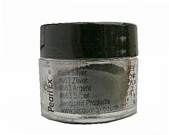 Silver (663) Pearlex