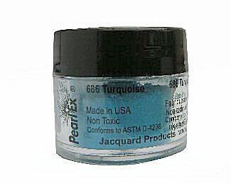 Turquoise (686) Pearlex