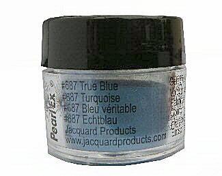 True blue (687) Pearlex
