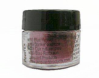 Blue russet (689) Pearlex