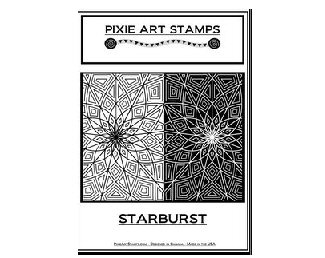 Pixie Art Starburst