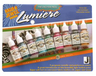 Lumiere Halo Paints