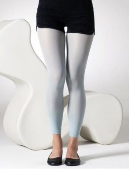 c674b62358882 Gipsy 60 Denier Footless Tights in Mint