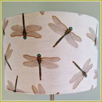 Lampshade - Dragonfly Swarm