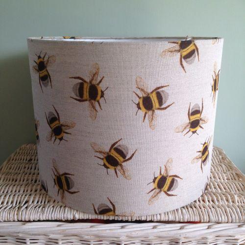 Lampshades- Bee Swarm