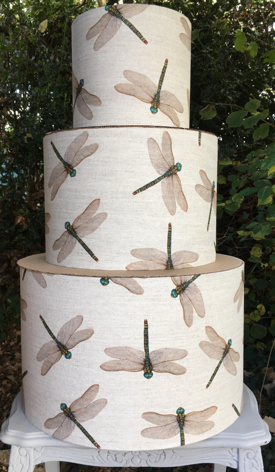 Lampshades- Dragonfly Swarm