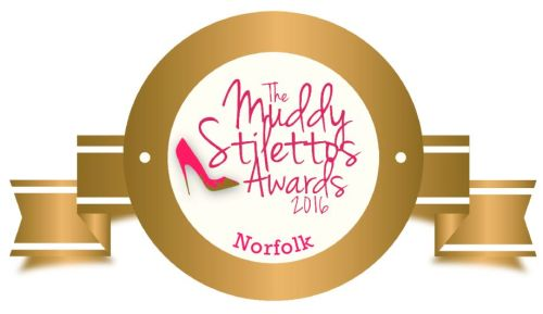 norfolk MUDDY STILLETTOS AWARD WINNER