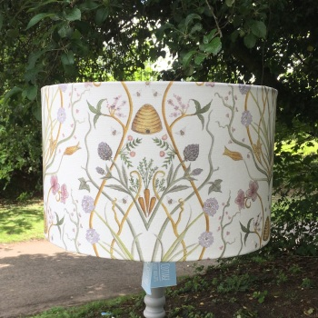 Lampshade- Potagerie by Angel Strawbridge