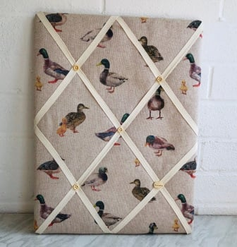 Memo Board 42cm x 31cm - Ducks
