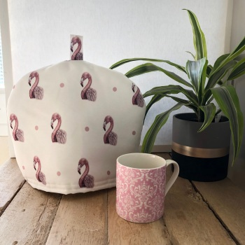 Tea Cosy - Flamingo