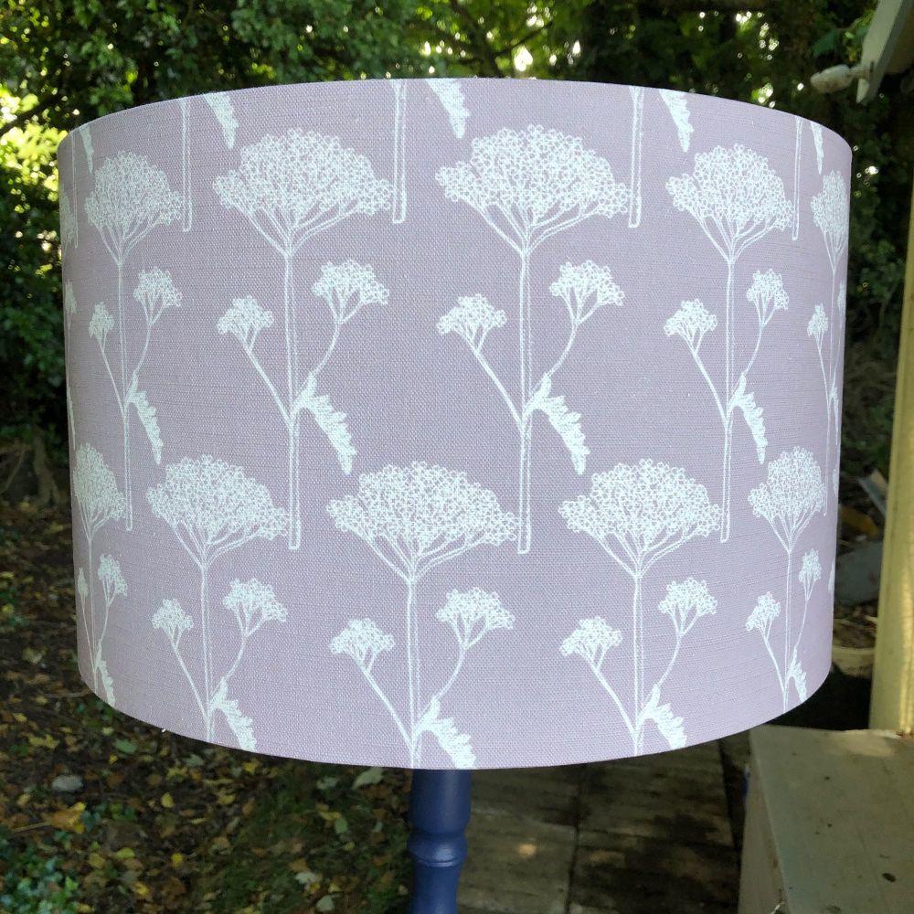 Lampshade- Lilac Yarrow