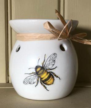 Wax Melt and Oil Burner - Bee