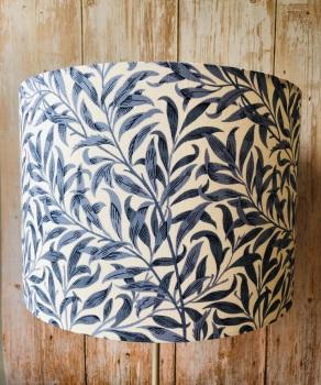 Lampshade - William Morris Willow Bough Blue