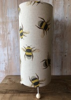 Cylinder Table Lamp - Bee Swarm