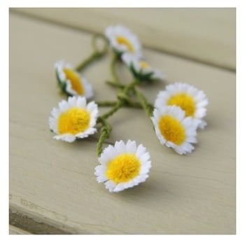 Silk Daisy Chain