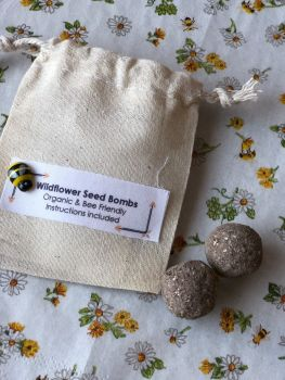 Wildflower Seed Bomb