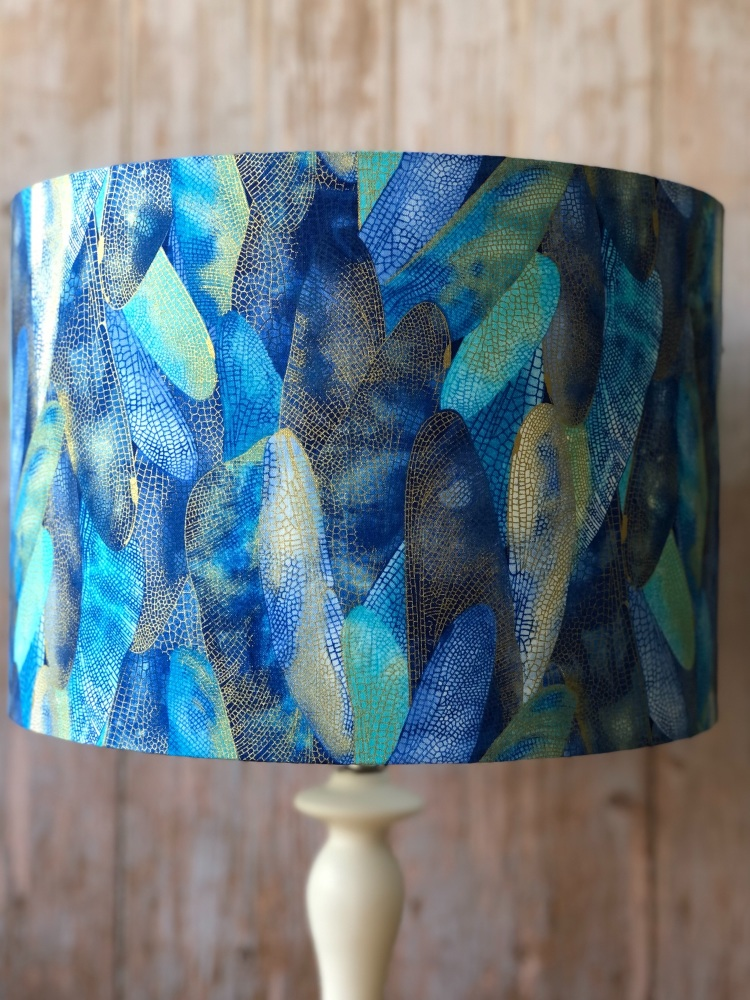 Lampshade - Dragonfly Shimmer