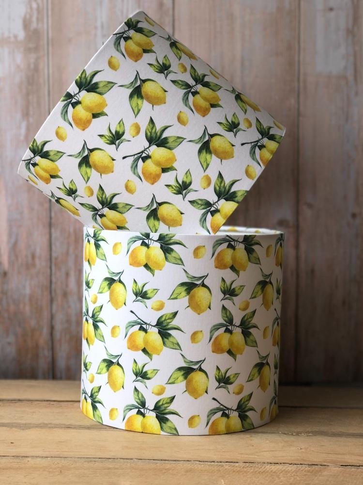 Lampshade- Lemons