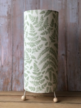 Cylinder Table Lamp - Fern