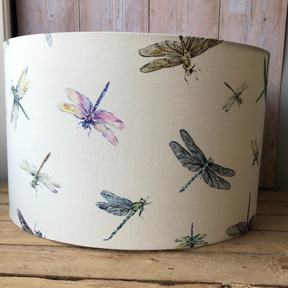 Lampshade - Dragonflies