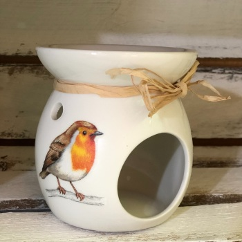 Wax Melt and Oil Burner - Robin