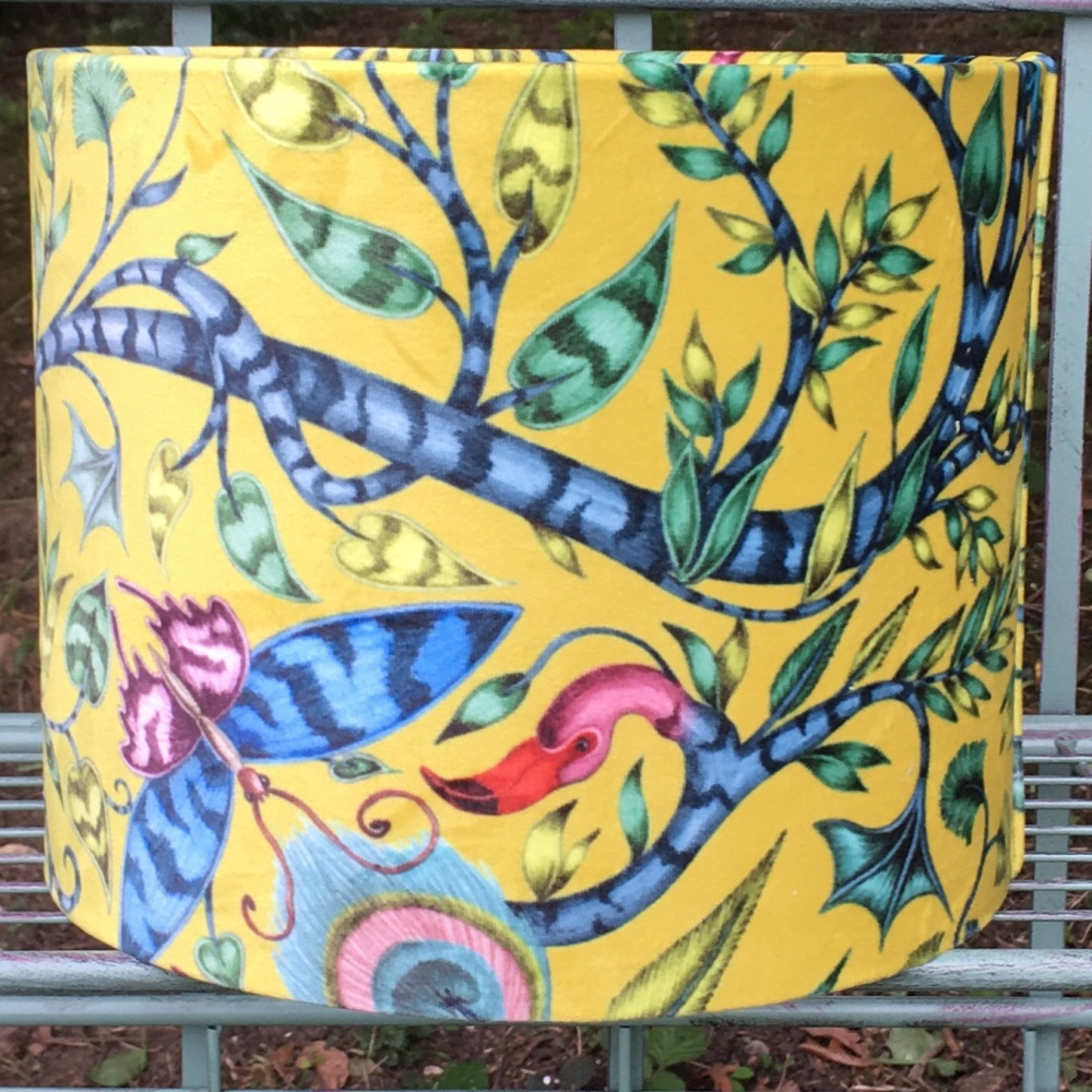 Lampshade - Lime Rousseau -20cm