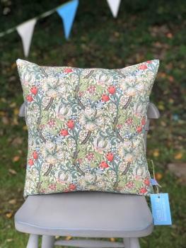 William Morris Golden Lily Cushion