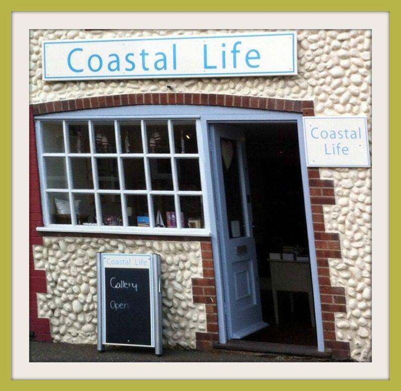 coastal life border