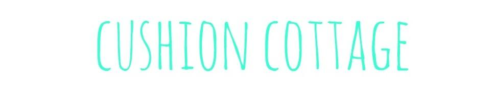 Cushion Cottage, site logo.