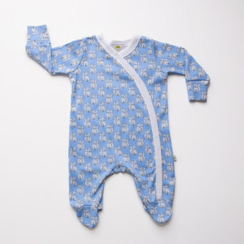 Waterfall Fox Sleepsuit