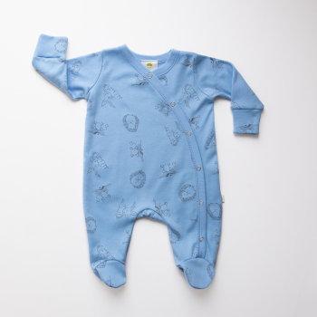 Summer Woodland Sleepsuit