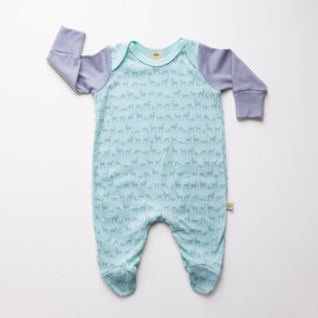 Forest Deer Sleepsuit