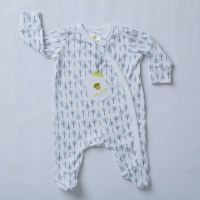 Silver Trees Sleepsuit