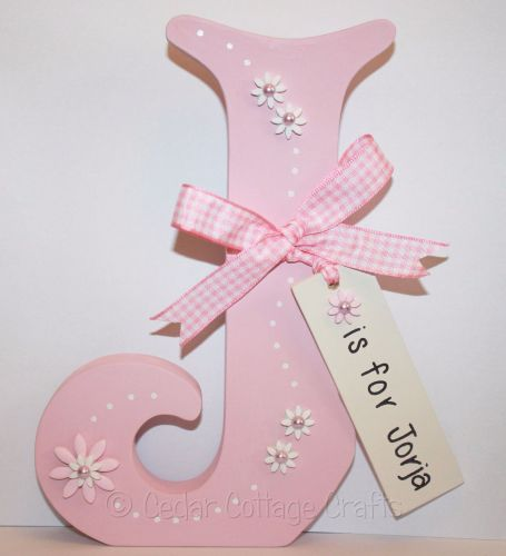 Personalised Chunky Heart