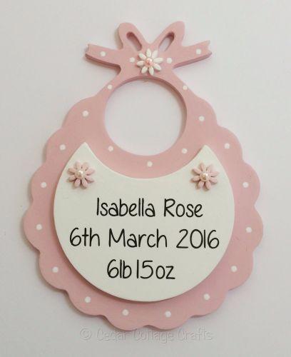 Personalised Baby's Bib