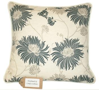 Laura Ashley Kimono Charcoal cushion covers