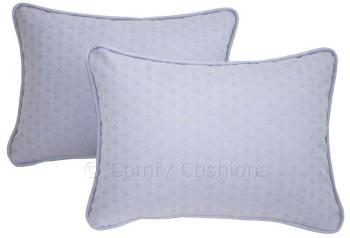 Laura Ashley Galia Lavender cushions