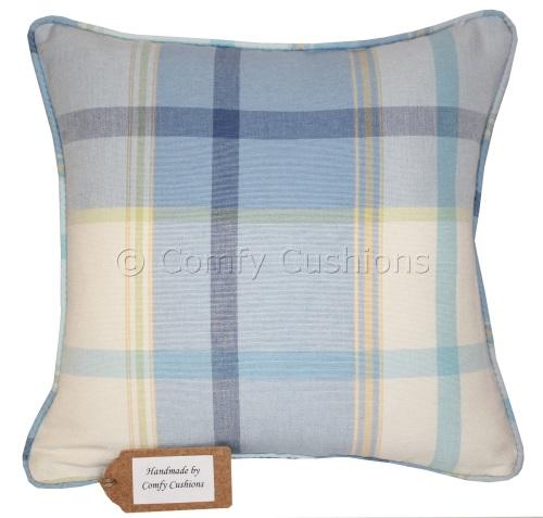Laura Ashley Buxton Delphinium cushion covers