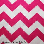 Chevron Fuchsia & White copy