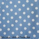 Dots Large - White on Powder Blue copy