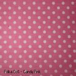 Polka Dot - Candy Pink copy