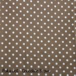 Polka Dot - chocolate Brown copy