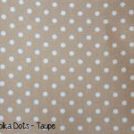 Polka Dot - Taupe copy