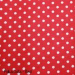 Polka Dots - Red copy