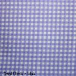 Small Check - Lilac copy