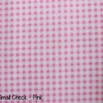 Small check - Pink copy