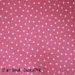 Stars Small - Dusky Pink copy