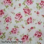 Tea Party Roses Mint copy