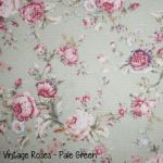 Vintage Roses Pale Green copy